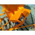 Bádia na betón typ 1016L - výpust gumový rukáv